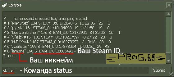 Как сделать свой номер steam