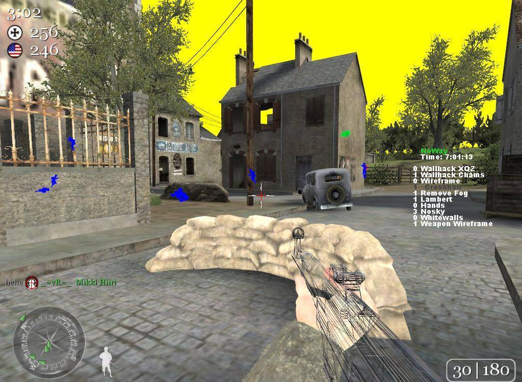 Of duty modern warfare cod mw3 hacks esp cheats aimbot